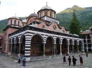 The Rila Monastery is a must see and is not far from Sofia