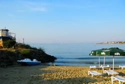 Black Sea Coast - the Campsites