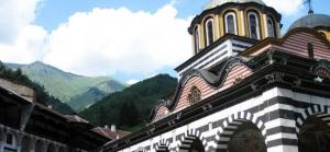 Rila Monastery (The Monastery of St. Ivan of Rila) old