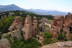 Rock Formations in Bulgaria