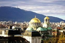 Sofia - the Capital of Bulgaria