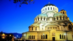 Alexander Nevski Cathedral in Sofia