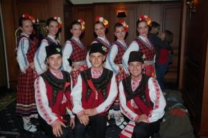 An ensemble for Folk Songs and Dances