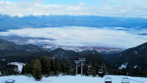 Bansko - view from the top