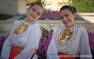 Bulgarian Folklor by Hristina Videva