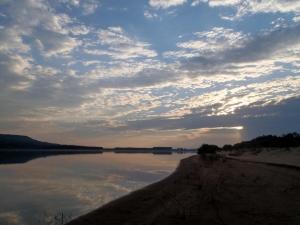Danube river by D.Bibishkov