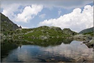 Elenino Lake by M.Dobrev