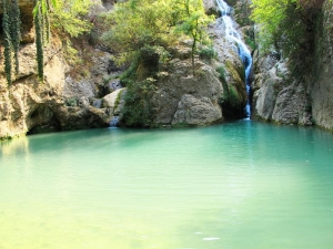 Hotnitca Waterfall