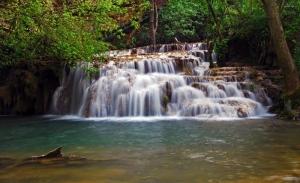 Krushunski Waterfall by T.Penchev