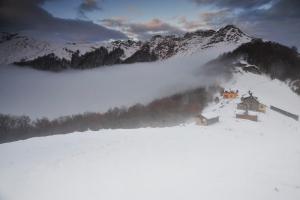 Mist in Stara Planina by D.Alexov