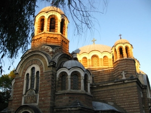 Sofia, Sveti Sedmochislenici Church