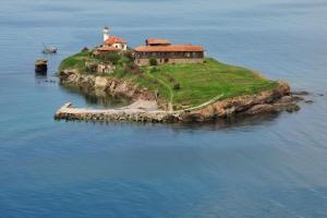 St.Anastasia Island, Black Sea by D.Alexov