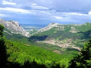 Stara Planina near Vratca