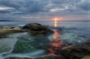 Sun goes up by M.Dobrev
