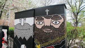 Urban surprises in Sofia