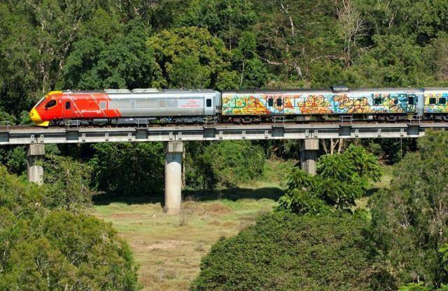 The Tilt Train