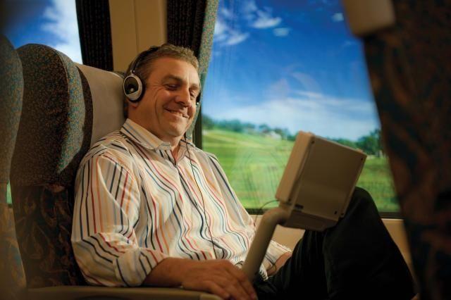 Airliner type comfort
