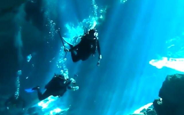 Cenote Chac Mol