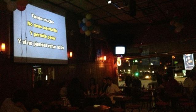 Canta Canta Karaoke Bar