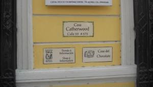 Casa Frederick Catherwood