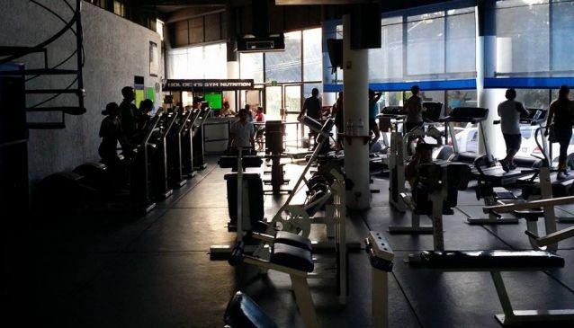 Golden's Gym