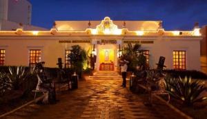 Hacienda El Mortero