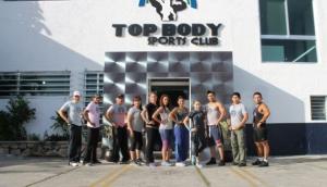 Top Body Gym