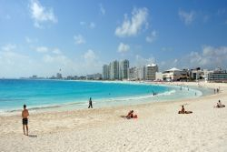Cancun's beaches
