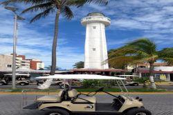 Typical transport around Isla Mujeres