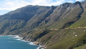 On the Road to Cape Point, Cape Town