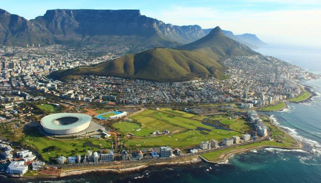 Sharks, Side Cars & Choppers in Cape Town