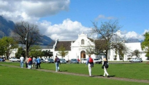 Stellenbosch on Foot