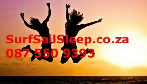 Surf Sail Sleep Blouberg