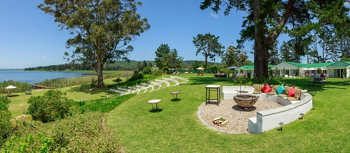 Celebrate New Year's with Benguela Brasserie & Restaurant at Lakeside Lodge & Spa