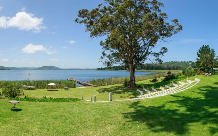 Rocking the Lake at Lakeside Lodge & Spa