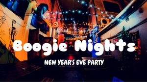 Boogie Nights NYE Party