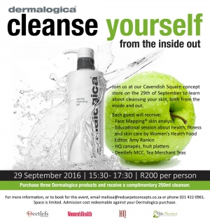 Cleanse From The Inside Out (Cavendish Square)