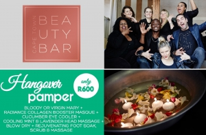 The Hangover Special At Cape Town Beauty Bar