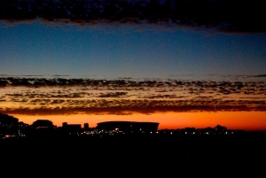 Cape Town Stadium at Sunset © Jovan Djokic