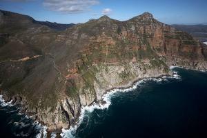 Chapman's Peak Aerial Shot