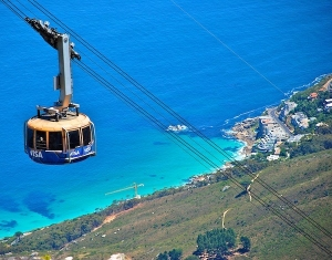 Clifton and Cable Car © Jovan Djokic