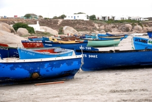 Crayfish Fisherman Boats in Paternoster