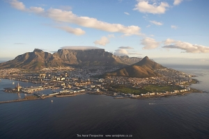 I love Cape Town!