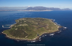 Robben Island X marks the spot