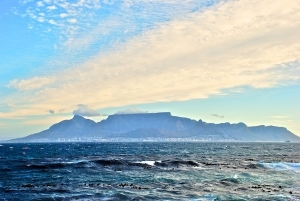 The iconic Table Mountain © Jovan Djokic