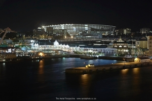 V&A with Cape Town Stadium