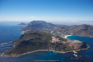 What's behind Table Mountain?