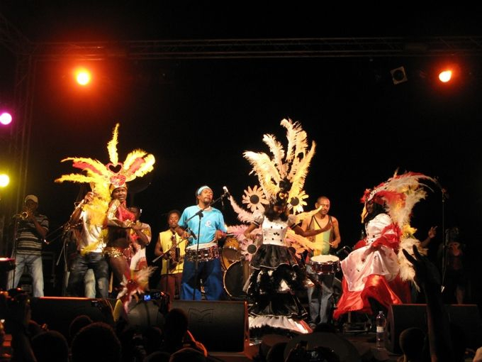 Praia Carnival Party