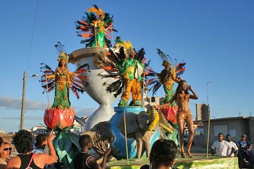 Carnival, Santa Maria, Sal