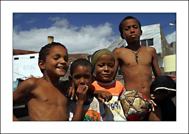 Boys Sao Nicolau (Andreas Urban)